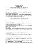 Tiêu chuẩn Việt Nam TCVN 5712:1999