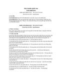 Tiêu chuẩn Quốc gia TCVN 5689:2013