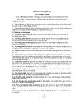 Tiêu chuẩn Việt Nam TCVN 5658:1999