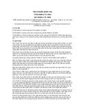 Tiêu chuẩn Quốc gia TCVN 5699-2-74:2010 - IEC 60335-2-74:2009