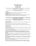 Tiêu chuẩn Quốc gia TCVN 5906:2007 - ISO 1101:2004