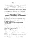 Tiêu chuẩn Quốc gia TCVN 5699-2-25:2001 - IEC 60335-2-25:1996