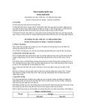 Tiêu chuẩn Quốc gia TCVN 5422:2012