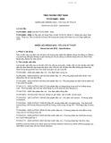 Tiêu chuẩn Việt Nam TCVN 5689:2005