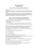 Tiêu chuẩn Việt Nam TCVN 5765:1993