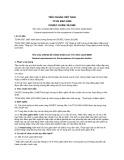 Tiêu chuẩn Quốc gia TCVN 5957:1995 - ISO/IEC GUIDE 39:1988