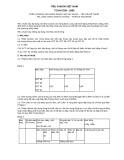 Tiêu chuẩn Việt Nam TCVN 5709:1993