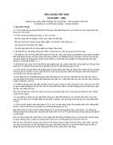 Tiêu chuẩn Việt Nam TCVN 5687:1992