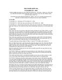 Tiêu chuẩn Quốc gia TCVN 5699-2-51:2010