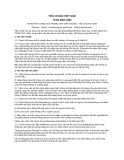 Tiêu chuẩn Việt Nam TCVN 5867:1995