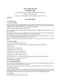 Tiêu chuẩn Việt Nam TCVN 5801-1:2005
