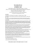 Tiêu chuẩn Quốc gia TCVN 5699-2-54:2007 - IEC 60336-2-54:2004