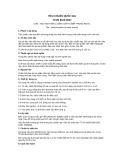 Tiêu chuẩn Quốc gia TCVN 5610:2007