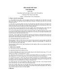 Tiêu chuẩn Việt Nam TCVN 5824:1994