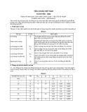 Tiêu chuẩn Việt Nam TCVN 5759:1993