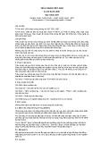 Tiêu chuẩn Việt Nam TCVN 6102:1996 - ISO 7202:1987