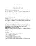 Tiêu chuẩn Quốc gia TCVN 7961:2008