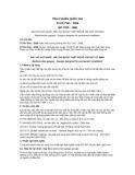 Tiêu chuẩn Quốc gia TCVN 7941:2008 - ISO 7205:1986