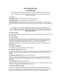 Tiêu chuẩn Quốc gia TCVN 8043:2009