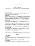 Tiêu chuẩn Quốc gia TCVN 8020:2008 - ISO/IEC 15418:1999