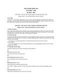 Tiêu chuẩn Quốc gia TCVN 9227:2012 - JIS 7603:1997