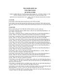Tiêu chuẩn Quốc gia TCVN 7996-2-8:2014 - IEC 60745-2-8:2008