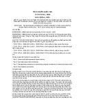 Tiêu chuẩn Quốc gia TCVN 7973-5:2008 - ISO 13232-5:2005