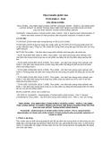 Tiêu chuẩn Quốc gia TCVN 8160-3:2010 - EN 12014-3:2005