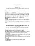 Tiêu chuẩn Quốc gia TCVN 7969:2008 - ISO 3320:1987