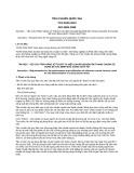 Tiêu chuẩn Quốc gia TCVN 9223:2012 - ISO 6926:1999
