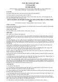 Tiêu chuẩn Việt Nam TCVN 6442:1998 - ISO 9565:1990