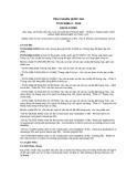 Tiêu chuẩn Quốc gia TCVN 6396-3:2010 - EN 81-3:2000