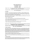 Tiêu chuẩn Quốc gia TCVN 9229-1:2012 - ISO 10816-1:1995