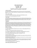 Tiêu chuẩn Việt Nam TCVN 6033:1995 - ISO 2403:1972