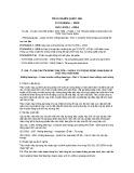 Tiêu chuẩn Quốc gia TCVN 8028-1:2009 - ISO 14728-1:2004