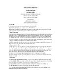 Tiêu chuẩn Việt Nam TCVN 6013:1995 - ISO 9012:1988