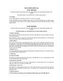 Tiêu chuẩn Quốc gia TCVN 7965:2008