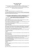 Tiêu chuẩn Việt Nam TCVN 6432:1998