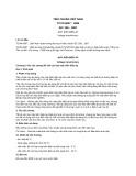 Tiêu chuẩn Việt Nam TCVN 6097:1996 - IEC 186:1987