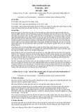 Tiêu chuẩn Quốc gia TCVN 6381:2007 - ISO 3297:1998