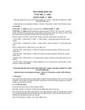Tiêu chuẩn Quốc gia TCVN 7981-2:2008 - ISO/TS 17369-2:2005