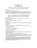 Tiêu chuẩn Việt Nam TCVN 6355-1:1998