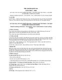 Tiêu chuẩn Quốc gia TCVN 7949-1:2008
