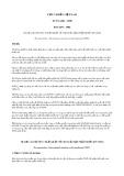 Tiêu chuẩn Việt Nam TCVN 6381:1998 - ISO 3297:1986