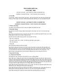 Tiêu chuẩn Quốc gia TCVN 7955:2008