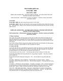 Tiêu chuẩn Quốc gia TCVN 7986:2008 - ISO 11723:2004