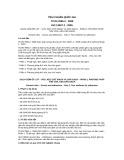 Tiêu chuẩn Quốc gia TCVN 7899-2:2008 - ISO 13007-2:2005