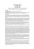 Tiêu chuẩn Quốc gia TCVN 8000:2008 - ISO 15270:2006