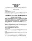 Tiêu chuẩn Quốc gia TCVN 5027:2010 - ISO 2082:2008
