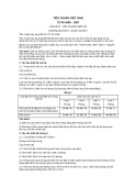 Tiêu chuẩn Việt Nam TCVN 4450:1987